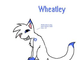 Wheatley Cat Version by ErIkEe9139