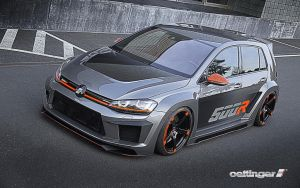 2015 Oettinger Volkswagen Golf 500R by ThexRealxBanks
