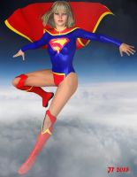 Super Girl by tiangtam