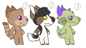 Cutie adopts {2/3} OPEN by LoserDoge