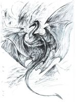 Soul of Saphira by Elsouille