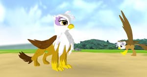 MMD Newcomer Gilda + DL by Valforwing
