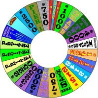 Wheel of Stuffness 14 by germanname