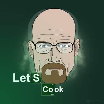 Let's cook (Breaking Bad) by ABDULLAH1995