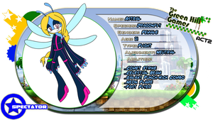 GHG Act2 spectator: Astral by SHADOWFAN996