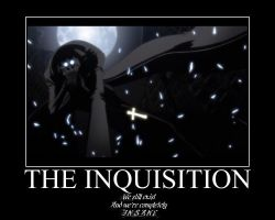 The Inquisition by Fuzzi99