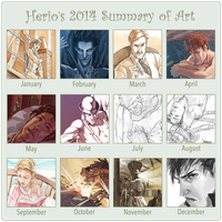 2014Summary of Art by Herio13