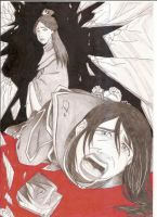 Azula defeated by Dannith