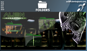 Folders - 1997 - Alien Resurrection by od3f1
