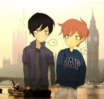 Cryle - London by steffanny
