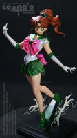 1/7 Sailor Jupiter by LeonasWorkshop
