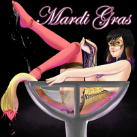 Mardi Gras by Pink-Wasabee
