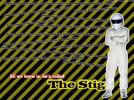 Top Gear The Stig Wallpaper by ElectricHorse