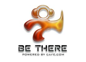 Be There LOGO by Ardnaz