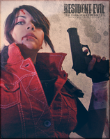 Claire Redfield cosplay - Memories of a lost city by Queen-Stormcloak