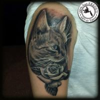 meow by arturtattooart