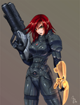 Commander Shepard v2.1 by Claymore32