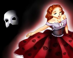 The Phantom of the Opera by Inuyashamaroku