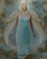 Angel of Light by paranormallily32