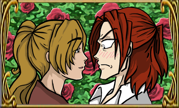 Kiss Kiss Fall In Love - Ouran by guardian-of-moon