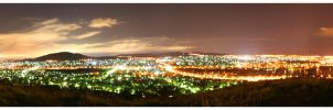 Canberra Panorama by theperfectjez
