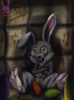 I Lay Chocolate EGGS! pt2 by DoubleDandE
