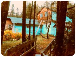 Phills House in The Woods by Lydia-distracted