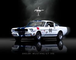 Mustang GT350 II by theCrow65