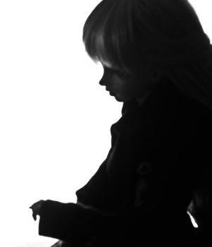 Doll, silhouette by DrDnar