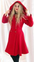 Red Riding Hood Coat, View 2 by ThreeRingCinema