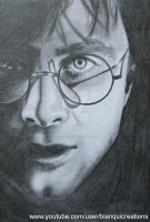 Harry Potter Deathly Hallows by bianqui-creates