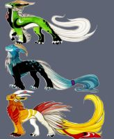 Customs for Eclipsedwolf-Stables by lonespirits