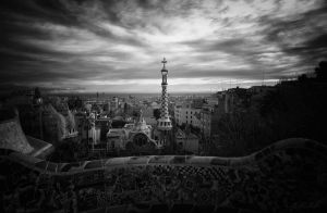 parc guell by intels