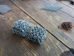 Chainmail juggling cubes! by Ilirej