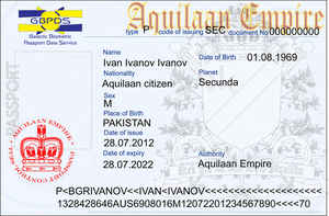 Aquilaan Empire - Passport - p2 by empireofthrace
