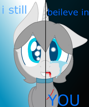 I Still Beilve In You! underswap sans by ponyfancaptian