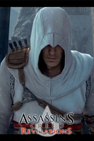 Revelations - Altair iPhone BG by gameover89