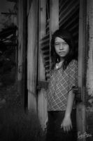 A Little Girl From Belitung by ditya