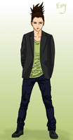 Sharp dresser : Shikamaru by Sorceress2000