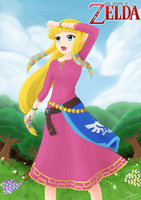 Zelda - Skyward Sword by RenzoFlame