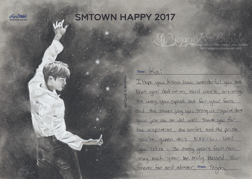 To Kai, With Love [Fanbook - Contest Submission] by FallThruStardust
