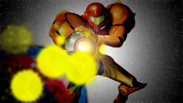 Samus Aran by PurpleBlades