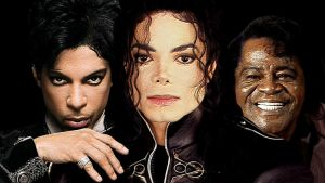 Prince,m.j. And James Brown #1 by rick7777