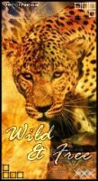 Wild and Free - Leopard Avatar by VeroNykaa