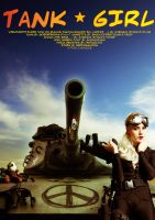 Tank Girl Remake by Nameisavailable