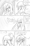 FC: Waka And Kurow Comic 03 by ChibiMasterHDA