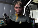 Starfleet Engineer 2 by Trish2
