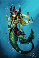 Nami lol by HokutoFighter