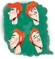 Young Hans by TopHatTurtle