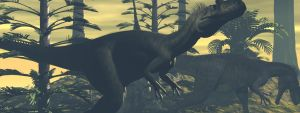 Megalosaurus by android65mar